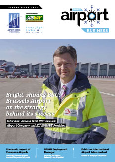 Airport Business - Spring 2015