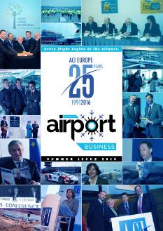 Airport Business - Summer 2016