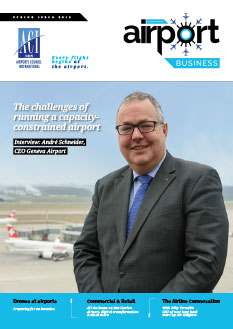 Airport Business - Spring 2018
