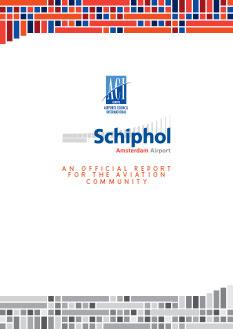 Schiphol Amserdam Airport Official Report 2012