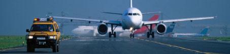 European airport trends 2008
