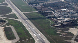 Significant effort is being directed at understanding the airport's energy footprint, analysing consumption patterns, eliminating excess and upgrading systems to ones utilising more energy efficient technologies.