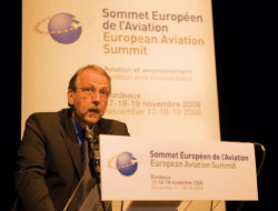 Ruete referred to efforts made by the industry towards improved sustainability, specifically mentioning the ACI EUROPE Airport Carbon Accreditation Scheme, which is currently under development.