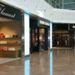 The new retail space incorporates luxury with high street shopping brands, to cater for both the business and budget traveller.