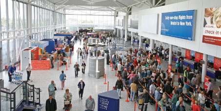 The UK has a commercial, competitive airports industry, and the CAA advocates effective competition over regulation as the way of delivering the best result to users.