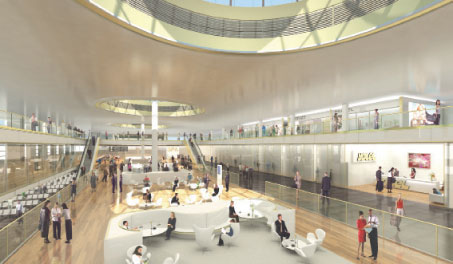 Pulkovo vies to become international hub by 2025