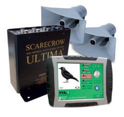 Ultima - ensuring compliance of bird control data records