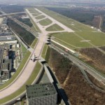 The new bi-directional landing runway is expected to open in time for the airport's 2011 winter timetable and will enable ILS Category IIIb approaches and landings.