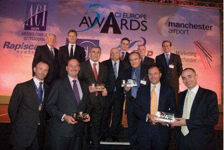 ACI EUROPE Best Airport Award Winners For 2009 Announced