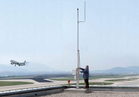 Aia Concrete Action On Carbon Emissions Airport Business