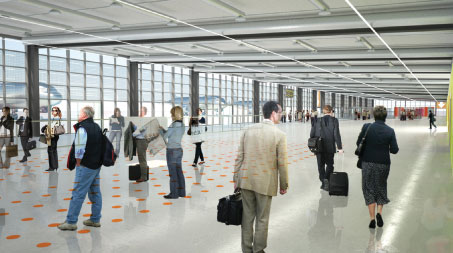 A key element of the Copenhagen Airports strategy is continued growth in the low-cost sector. The new low-cost pier – CPH Swift – will open in 2010, with charges to be negotiated separately.