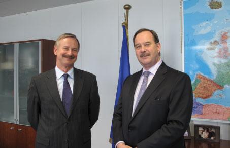 ACI EUROPE meets new EU Transport Commissioner