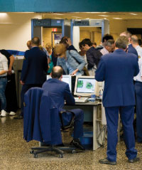 The ACI EUROPE Aviation Security Committee is currently developing a cohesive and coherent overarching strategy for airport security through to 2015 and beyond. Key components are exchange of information/intelligence, 'passenger differentiation', targeted use of enhanced detection equipment and enhancing the capability of the workforce.