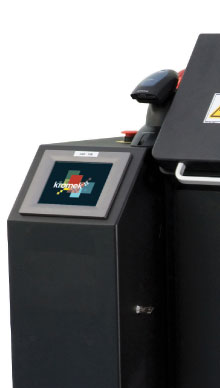The Kromek Verifier is a solution for desktop liquid inspection. Using an X-ray spectral imaging technique to confirm that the contents of a bottle or container are safe, the Verifier offers a quick and easy method of allowing LAGs back through transit areas.