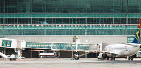 Cape Town International Airport Will Boast A Common Use Central Terminal Improved F B Facilities And
