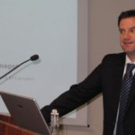 Christoph Köppchen, economics policy manager, ACI EUROPE opening the Special Workshop on Economic Regulation & the KPI project.
