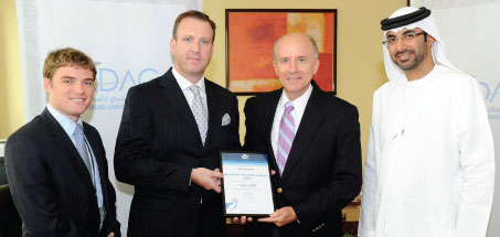 ADAC's pioneering passenger processing and training innovations