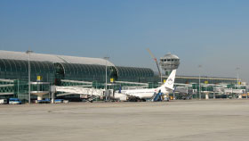 The 2010 ACI EUROPE Best Airport Awards, held in Milan in June, saw the introduction of a new Eco-Innovation Award; Izmir Adnan Menderes International Airport was joint winner, alongside Stockholm Arlanda Airport, in recognition of its environmental efforts.