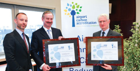 EC Vice President Kallas commends Airport Carbon Accreditation