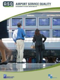 The ASQ Survey provides the industry standard in terms of passenger satisfaction benchmark data, with more than 180 airports from over 50 countries participating worldwide.