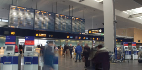 Swedavia's 13 airports handle 80% of the country's air traffic, with the largest airport – Stockholm-Arlanda – handling almost 16 million passengers in 2009. Chetkovich explained that passenger numbers have exceeded expectations in 2010.