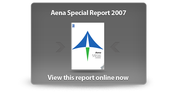View AENA Official Report 2007