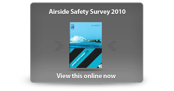 View the Airside Safety Survey 2010