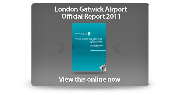 London Gatwick Airport Official Report 2011