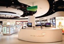 The DAA's retail and F&B offering operates under the name 'The Loop' – the commercial branding that was unveiled last July.