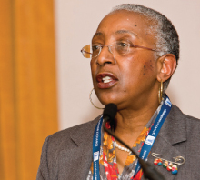 Angela Gittens, Director General, ACI WORLD: We have winners and losers within the mature markets and not all destinations in emerging markets share the strongest rates of growth, but the global averages are robust and the mood is positive.