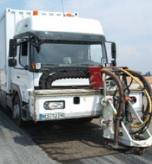 Weigel has recently completed over 40,000sqm of rubber removal services at the Moron Air Base runway.