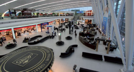 Positive outlook for airport investment