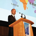 ACI EUROPE Director General Olivier Jankovec referred to the capacity crunch, with air traffic set to double by 2030. While there will be a 41% capacity increase, 11% of demand will be unaccommodated, leading to unprecedented congestion.
