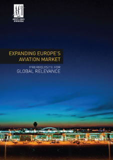 Reiterating the key points of ACI EUROPE's recently released analysis paper 'Expanding Europe's Aviation Market: Prerequisite for Global Relevance', the ACI EUROPE 'Road Map' calls for extending the European Common Aviation Area and reaching out to the EU's main trading partners.