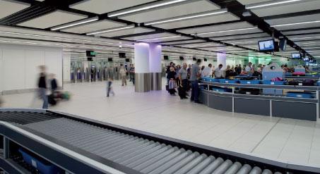 London Gatwick's futuristic security product
