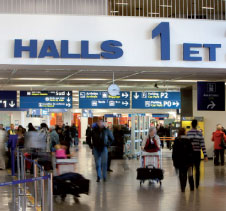 AdP successfully trials self-service baggage system