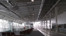 In Lviv, the new terminal building is now complete