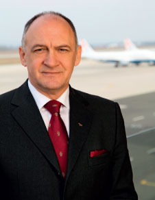 Tonci Peovic, General Manager, Zagreb Airport, and Chair of ACI EUROPE's Regional Airports' Forum.
