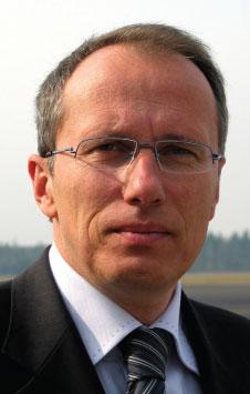 Zmago Skobir, CEO Aerodrom Ljubljana.