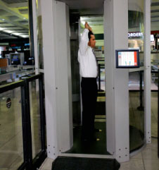 The European Commission included millimetre wave-based Security Scanners on the list of acceptable means of detection last November.
