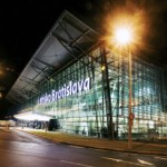 The second phase of Bratislava Airports new passenger terminal is scheduled to open in July. The departures area opened two years ago and this next phase will see the opening of four more gates and the arrivals hall.