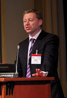 Robert Sinclair, CEO, Bristol Airport.