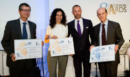 During ACI EUROPE's 22nd Annual Congress in Madrid, three airports in the Aena Aeropuertos network were recognised for becoming Airport Carbon Accredited. Madrid-Barajas is accredited at the 'Reduction' level, and Barcelona El Prat and Lanzarote at the 'Mapping' level.