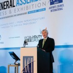 Declan Collier, CEO, London City Airport and ACI EUROPE President, highlighted a disconnect between the current economic reality and the focus of policy making. He stressed that airport competition is a reality and a level playing field is needed, particularly with regards to start-up aid given to airlines.