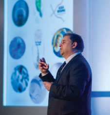 Rohit Talwar, CEO, Fast Future Research, delivered an inspirational keynote address, in which he emphasised the importance of customer engagement and personalising the airport experience in the future.
