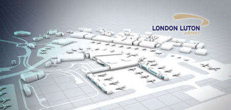 London Luton's Master Plan for a 'bigger, better' airport