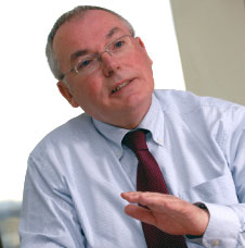 David McMillan, Director General, EUROCONTROL