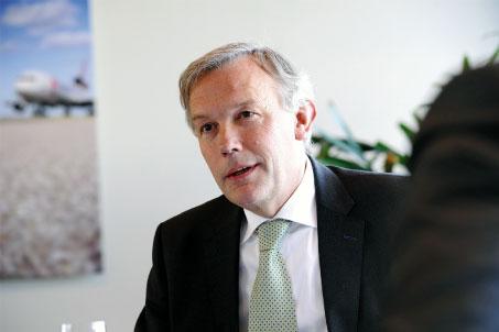 Jos Nijhuis, CEO, Schiphol Group