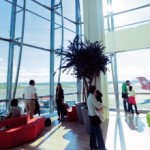 Aéroports de Lyon generates some of its most innovative initiatives through its Le Club Imagine idea platform, which implemented the airport's own TV channel, a food market for local farmers, and a combined medical centre and wellness facility at the airport.