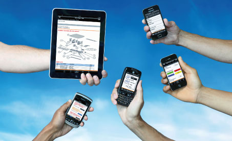 Vanderlande's new Mobile Maintenance Solution